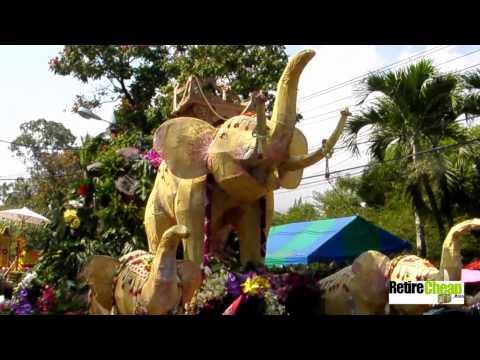 Flower Festival-Chiang-Mai 2013